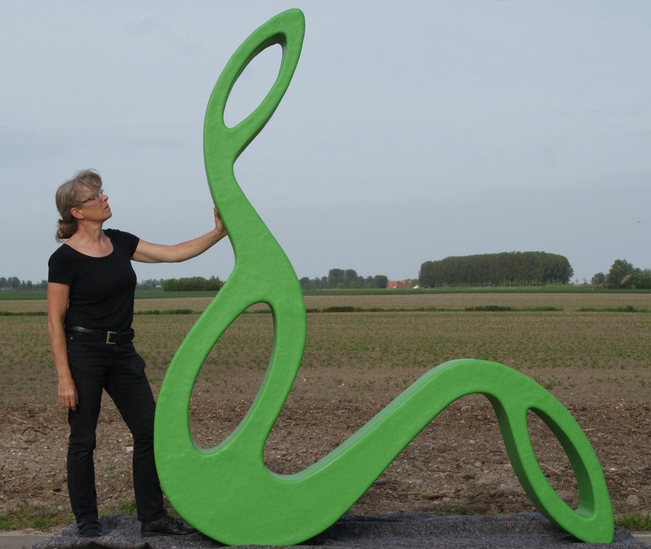 Hendrike Huijsmans, groene groei